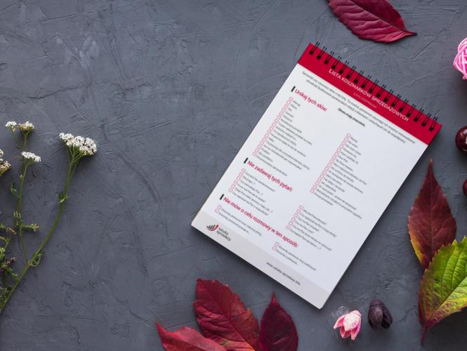 notebook - lista koszmarków sprzedażowych