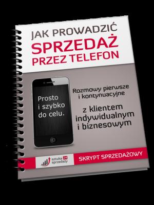 Jak prowadzić sprzedaż przeztelefon